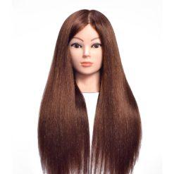 Tête à coiffer brun – Coiffer cheveux ™