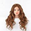 Tête à coiffer QO – Coiffer cheveux ™