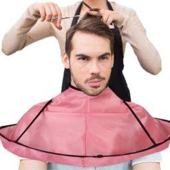 Cape de coiffure DIY – Coiffer cheveux ™