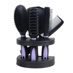 Peigne de cheveux Anti-statique coussin 5 pièces - Coiffer cheveux ™